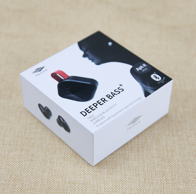 New Fashion Design for China Factory Custom Printed Color Earphone Packaging Corrugated Box Featured Image