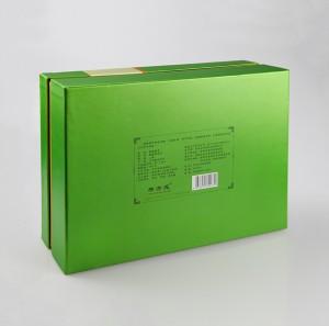 Cheapest Factory China Custom Packaging Box Tea Gift Box (8221)