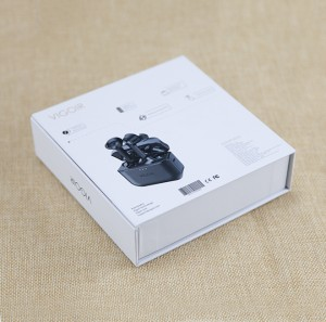 Excellent quality China Custom Bluetooth Earphone Retail Paper Packaging Headphone Gift Packaging Boxes
