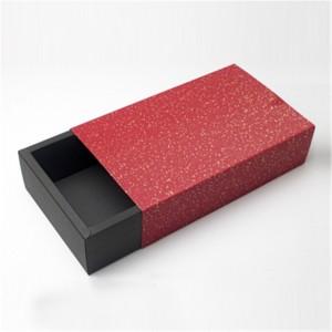 Shenzhen Gathe Factory price kraft box printing good quality design