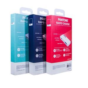 Costom printing power bank packaging
