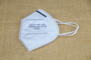 Factory Free sample China Hot Sale  Protective FFP2 KN95 N95 Face Mask