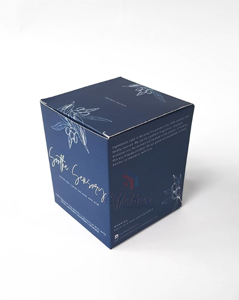 Black Caoted Art Paper Packaging Boxes Featured Image