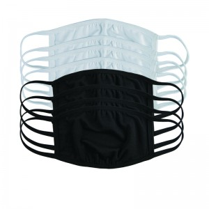 Customized Anti-dust Cotton Face Mask Protective Masks in Stock