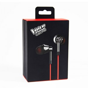 8 Year Exporter Earphone Paper Box -
