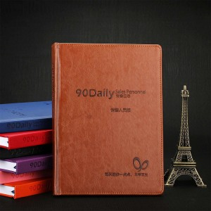 Gathe Factory price for paper notebook with fashionable design