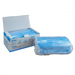 CE 3 Ply Disposable Face Masks