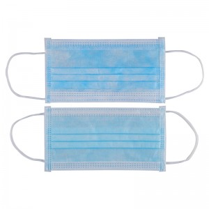 Chinese wholesale China Disposable Medical Face Mask 3 Ply