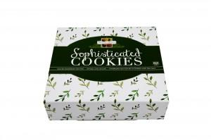 Cookies paper packaging gift box