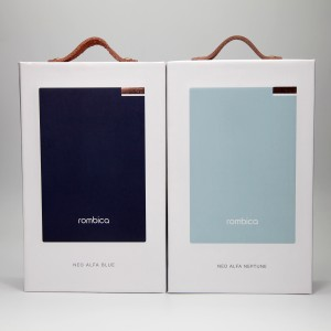 New design paper packaging gift box