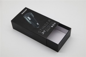 car charger paper packaging box with favorable price