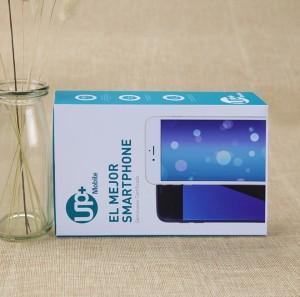 China Factory Custom Packaging OEM Logo Gift Box Paper Packaging for Smart Phone