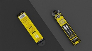Portable Speaker Packaging Magnetic Gift Box for USB cables popular design